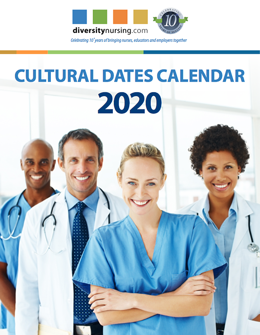 2020 Cultural Dates Calendar photo