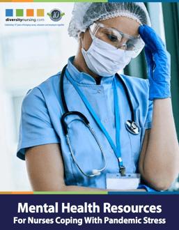 mental health resources for nurses image