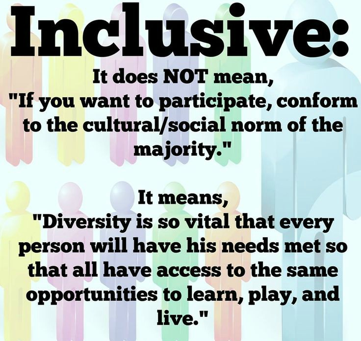 essay about diversity and inclusion