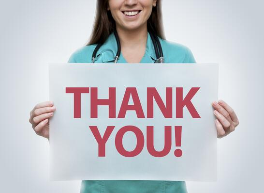 5 Reasons You Should Thank A Nurse Today
