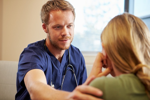 Dealing With Depressed Patients